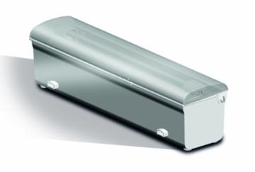 CASO VC 200 Vakuumierer mit Folienbox und Cutter (1390) / doppelte Schweißnaht / natürliches Aufbewahren ohne Konservierungsstoffe / inkl. 2 gratis Profi-Beutel & Vakuumierschlauch für Behälter - 5