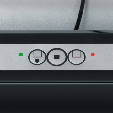 Severin FS 3609 Vakuumiergerät zum Sous-Vide Dampfgaren, schwarz / silber - 3