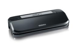Severin FS 3609 Vakuumiergerät zum Sous-Vide Dampfgaren, schwarz / silber - 1