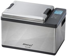 Steba SV 200 Pro Sous-Vide Garer 12,5 L Volumen, Pumpenleistung 7,5 L/min - 1